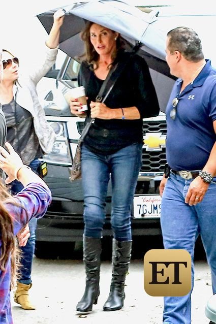 EXCLUSIVE PICS: Caitlyn Jenner Steps Out Looking Amazing to Give Motivational Speech to Transgender Youths