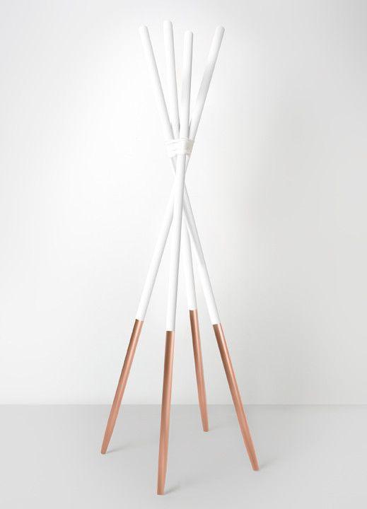White / Copper Tienko - I'm in love!