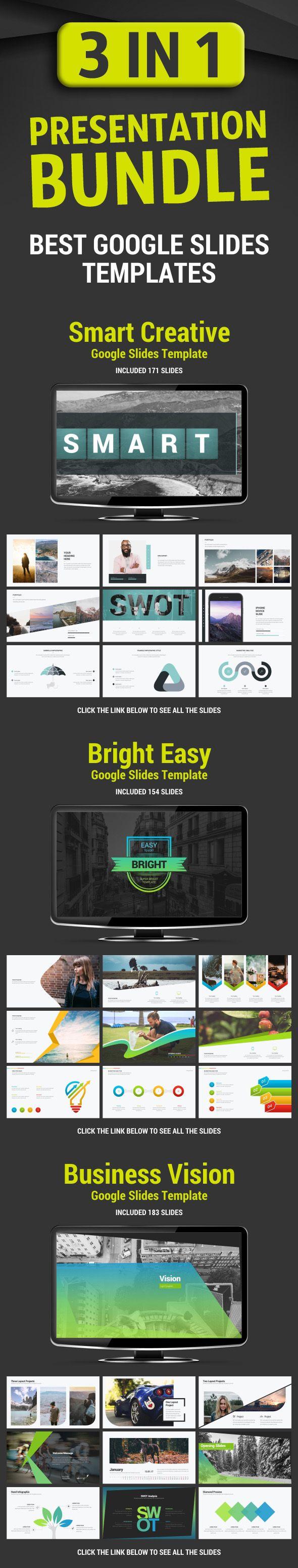 214 best Google Slides Templates images on Pinterest