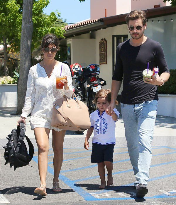 Scott Disick Is Mason Disick's Father -- Paternity Test Confirms