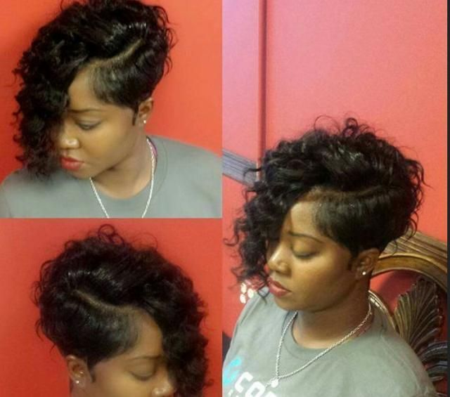 Lovely Short Haircuts For Women Over 40 2018 Fashion Quick Weave Hairstyles Short Hair Styles Hair Styles