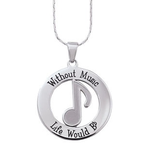 For a music lover