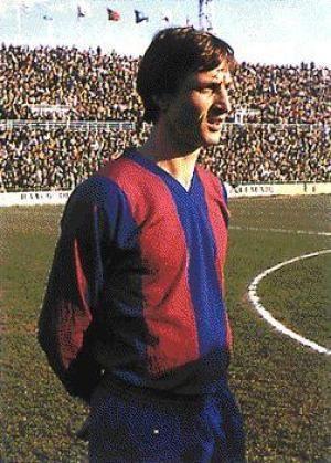 Resultado de imagem para Cruyff levante