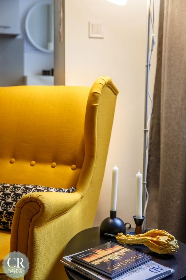 Curly Rooms Interiors - Hotel Design: AirBnB Apartment