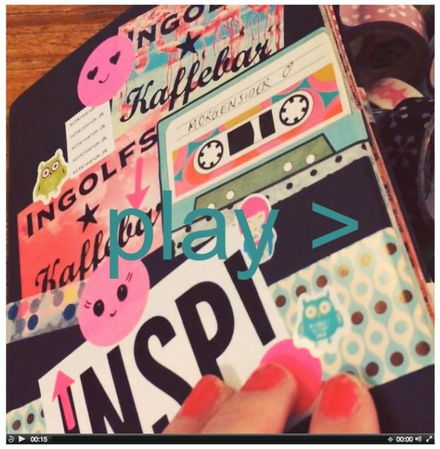 Play video: My pimped notebook - Look at my blog to see the video.