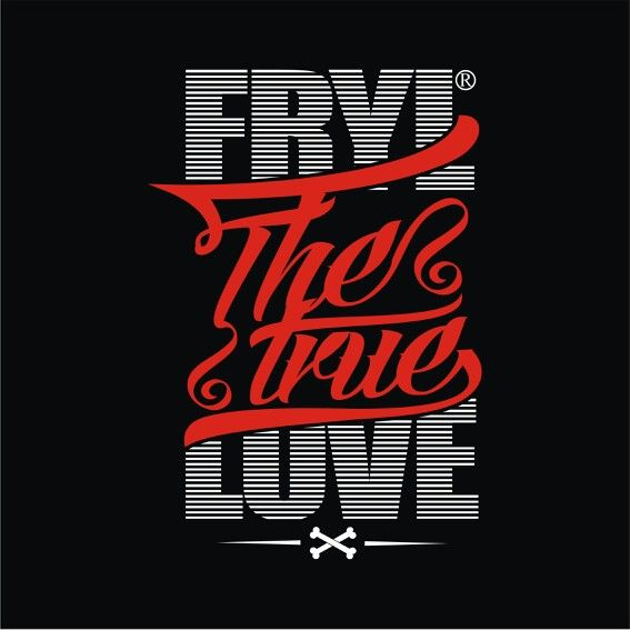 "Typography design ""true love"" by @tonilung follow twitter: @tonilungart @CreativePhotoID"