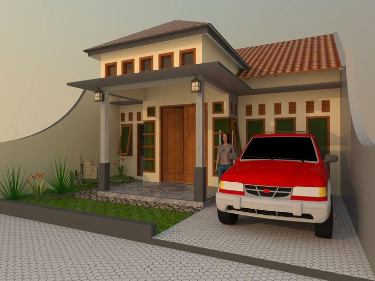 model rumah perumahan