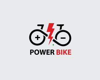 Power Bike Logo design - Power Bike logo Price $250.00