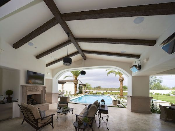 Volterra Architectural Products Faux Wood Beams In