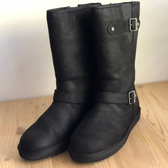e4894ddcce2 UGG Sutter Boots (Black, size 9) EUC Style #: 1005374 Excellent used ...