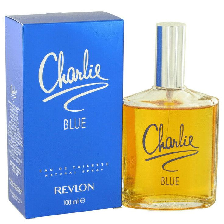 Revlon Charlie Blue 100Ml Edt Women #Revlon | Charlie