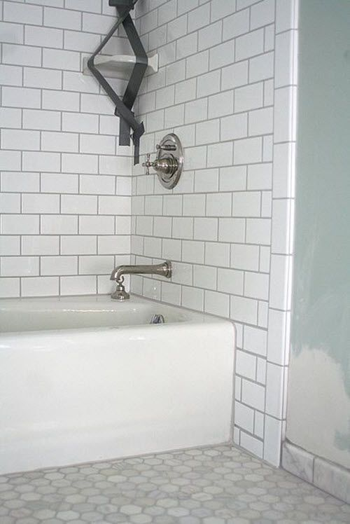 1000  images about Bath on Pinterest   Soaking tubs  Tub shower combo and White tiles. 1000  images about Bath on Pinterest   Soaking tubs  Tub shower