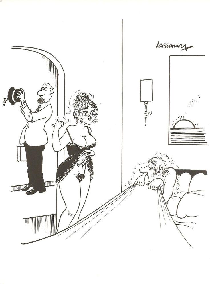 #059 Lassalvy Comic Art