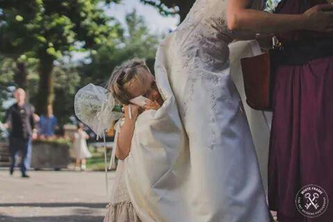 sweet moment // wedding M + M