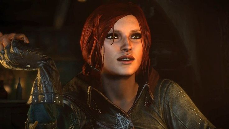 The Witcher Character Profile: Triss Merigold | Vgamerz