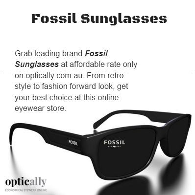 Affordable #Fossil Brand #Sunglasses in #Australia only at Optically - https://www.optically.com.au/brand-fossil.htm
