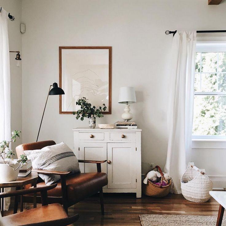 51 Schöne neutrale Wohnzimmer-Design-Ideen – Li…
