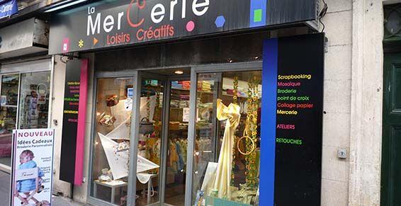 La Mercerie, Montpellier, France