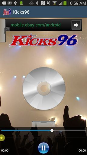 Kicks96 mixes the solid appeal of today's mainstream country, with a healthy dose of chart topping country hits from the 80's and 90's. It's a true country format and has strong appeal with the 25-54 active country consumer.