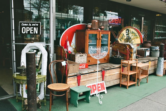 Village Antique Mall in Fort Langley BC - Blog Post!