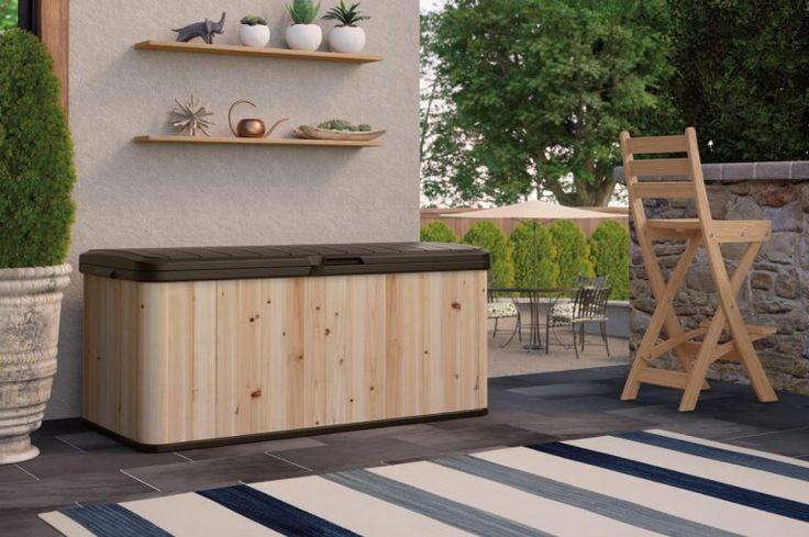 92 Best Deck Box Storage Ideas Images On Pinterest 640 x 480