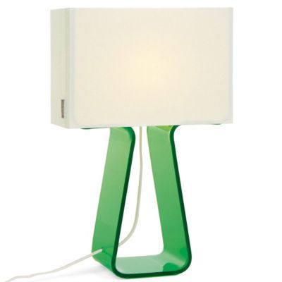 Tube Top Colors Table Lamp by Pablo14 Lamps, Tops 14, Tops Lamps, Table Lamps, Pablo Tube, Tube Tops, Bright Green, Tables Lamps, Design
