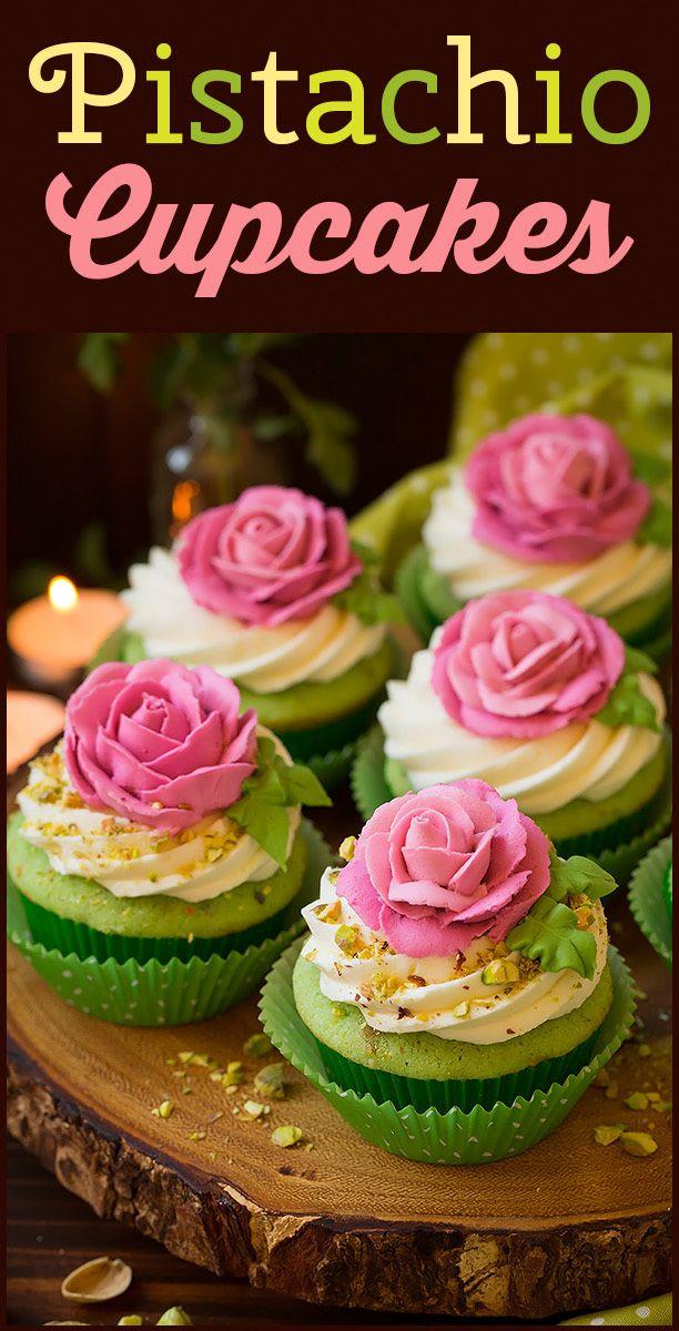 ... Pistachio Cupcakes on Pinterest   Pistachios, Cupcake and Pistachio