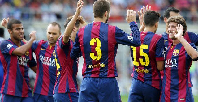 Trophée Gamper : la saison à domicile du Barça commence ce lundi soir - FC Barcelone Elbarça
