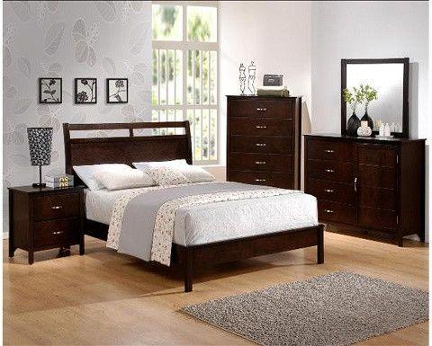 (b7300) IAN BEDROOM SET