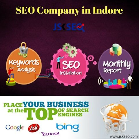 Get Best SEO Company in Indore - In current times, the business impresarios are now more motivated to online marketing as they are achieving more gratitude from the community. From times earlier the procedure SEO as in usage but now they are in additional strains due to the thrust of more and more new websites additional daily to the internet for a single product. SEO Company in Indore provides further services. For More information you can visit us at…