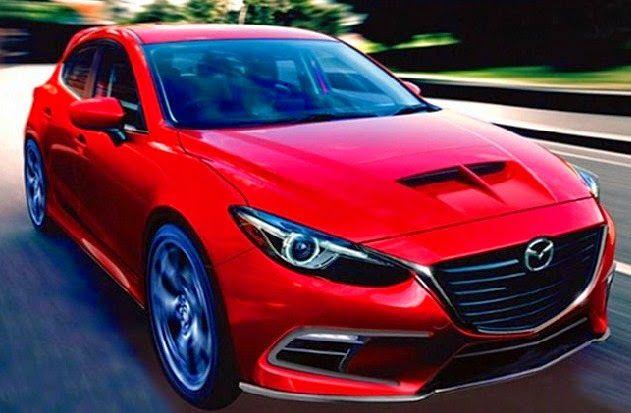 2016 Mazda 3 MPS Release Date