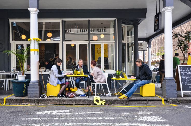 Designers Make Cape Town's Public Space Their Office — The Pop-Up City