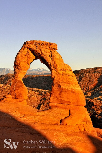 Delicate Arch in Arches National Park- been there, done that, love to go back #Moab