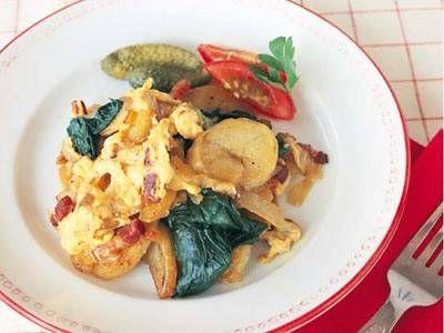 レシピ画像(5444) |元のページ: 農夫の朝食 レシピ 講師は門倉 多仁亜さん|使える料理レシピ集 みんなのきょうの料理 NHKエデュケーショナル
