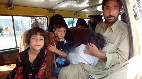 Pakistan: Left behind in North Waziristan