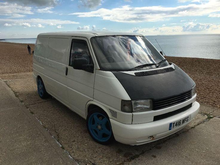 VW T4 Transporter Campervan/ Dayvan    eBay