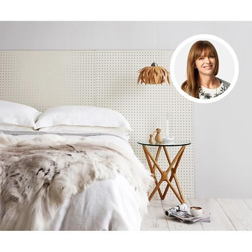 Get it right and a beautiful bedhead can take your bedroom from boring to blissful. Interior designer Jacinta Preston shows us how.