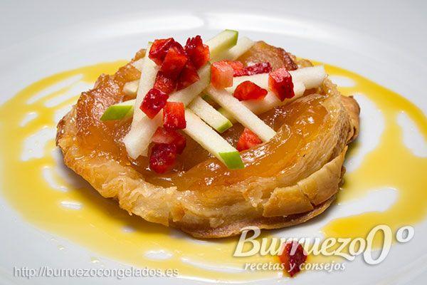Os recomendamos este rico #postre de manzana; una #tarta muy fácil de preparar y con un exquisito sabor.