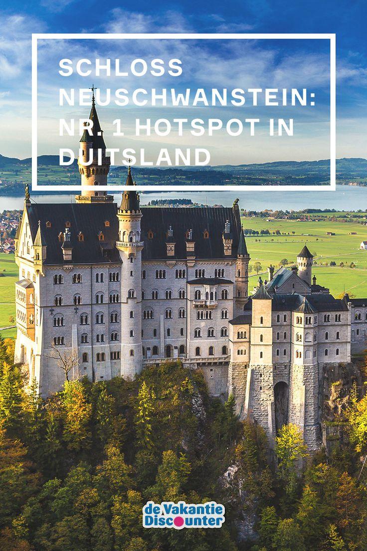 Heb je je wel eens afgevraagd waar Walt Disney zijn inspiratie voor het Disney-kasteel vandaan haalde? Wij hebben het antwoord. Uit Duitsland. Toen hij in Beieren was en Schloss Neuscwanstein zag, was hij verliefd. En hij niet alleen. Met hem duizenden toeristen per jaar.