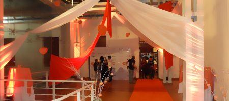 Decoración minimalista, tanto para techos y paredes con telas, telones, tul, velo suizo, cortinas, entre otros.
