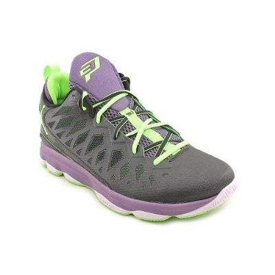 nice Jordan CP3.VI Blklgt Mens Size 10.5 Black Basketball Shoes UK 9.5 EU 44.5 - For Sale