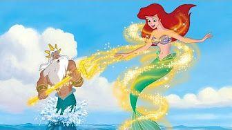 Disney'S Pelicula HD en Español ★♥ #La Sirenita 3: Los comienzos de Ariel (2008) Pelicula Completa ✔ - YouTube
