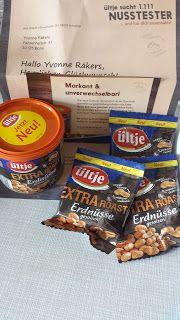 Mein Familien-Blog: ültje Erdnüsse