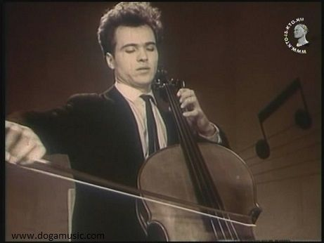 The student plays the cello in the orchestra of the Moldovan state television and radio