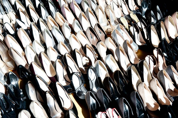 Yes, this is actually what Rachel Zoe HQ looks like... : http://thecoveteur.com/Rachel_Zoe
