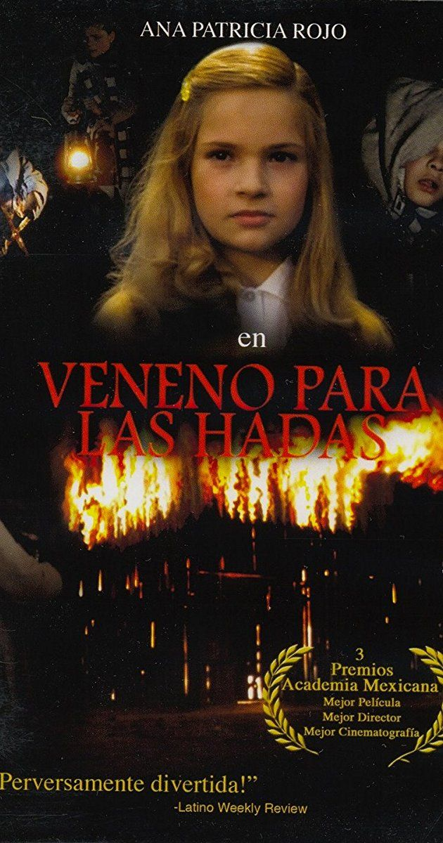 Directed by Carlos Enrique Taboada.  With Ana Patricia Rojo, Elsa María Gutiérrez, Leonor Llausás, Carmen Stein. A 10 year old girl convinces a lonely classmate that she is a witch, forcing the child to become her assistant. Though their games are initially rather naive, they gradually take a nasty and violent turn.