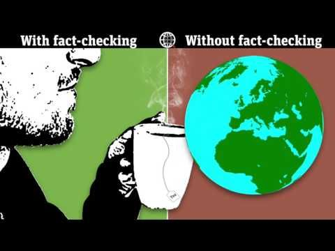 Fact checking online is more important than ever - YouTube