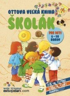 Ottova Veľká kniha školák