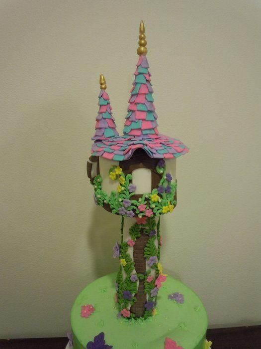 Рапунцель: Запутанная история (Рапунцель) Tower
