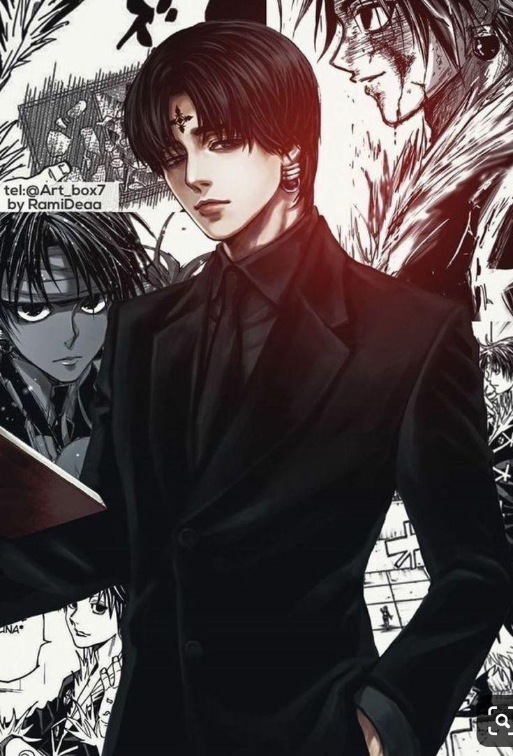 Illumi x hisoka x reader hisoka anime anime fan